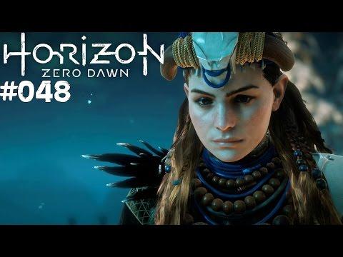 HORIZON ZERO DAWN #048 - Das Grab von Rost - Let's Play Horizon Zero Dawn  Deutsch / German