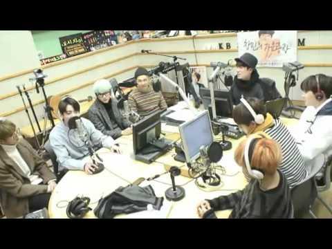 151220 BTS Jungkook singing Whalien 52 and J_hope singing Ma City