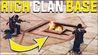 RAIDING OUR NEIGHBOURS RICH CLAN BASE GAVE US JACKPOT LOOT - Rust Survival Gameplay   S17-E3