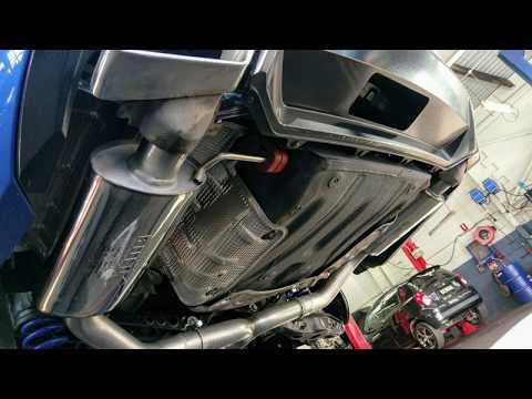 Bull X Exhaust - Skoda Octavia mk3