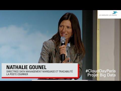 #CloudDayParis : La Poste - Projet Big Data !