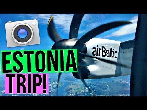 Traveling To Estonia | Day 1