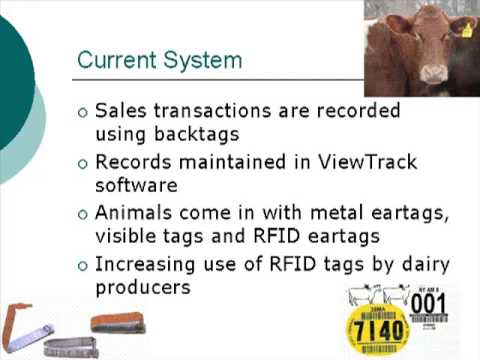 "Gary Sutherland - Reading Animal Identification ""at the Speed of Commerce"""