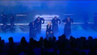 NEW!! Christina Aguilera - Not Myself Tonight live @ Oprah Show.mkv