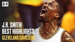 J.R. Smith Was A Bucket On The Cavs | Best Highlights