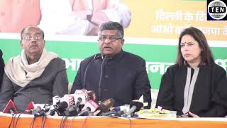shaheen-bagh-is-an-idea-that-aims-to-divide-india-says-union-minister-ravishankar-prasad