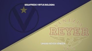 HIGHLIGHTS/ Segafredo Virtus Bologna - Umana Reyer Venezia 75-70