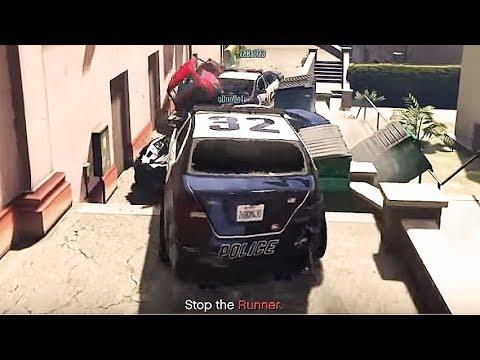 GTA New Vespucci Job & Rad Deathmatches!
