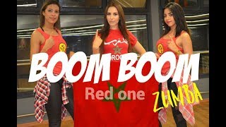 Boom Boom - RedOne, Daddy Yankee, French Montana & Dinah Jane - ZUMBA by @fit by lima