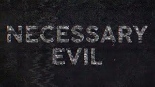 Justice Carradine - Necessary Evil (Lyric Video)