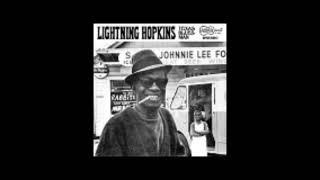 Lightnin' Hopkins - Texas Blues Man [Full Album]