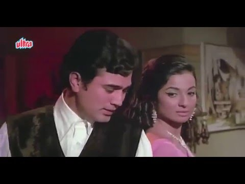 O Mere Dil Ke Chain Kishore Kumar, Rajesh Khanna, Mere Jeevan Saathi Song Best Love Songs