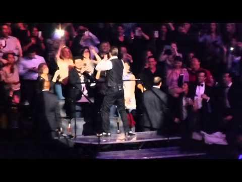 New York New York, Summer Love, Lovestoned - Justin Timberlake at Madison Square Garden 2014