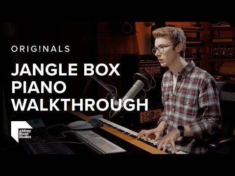 OUT NOW: Originals Jangle Box Piano