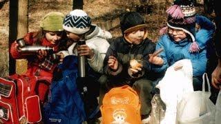 Лесные уроки в начальной школе. Поговорим о весне