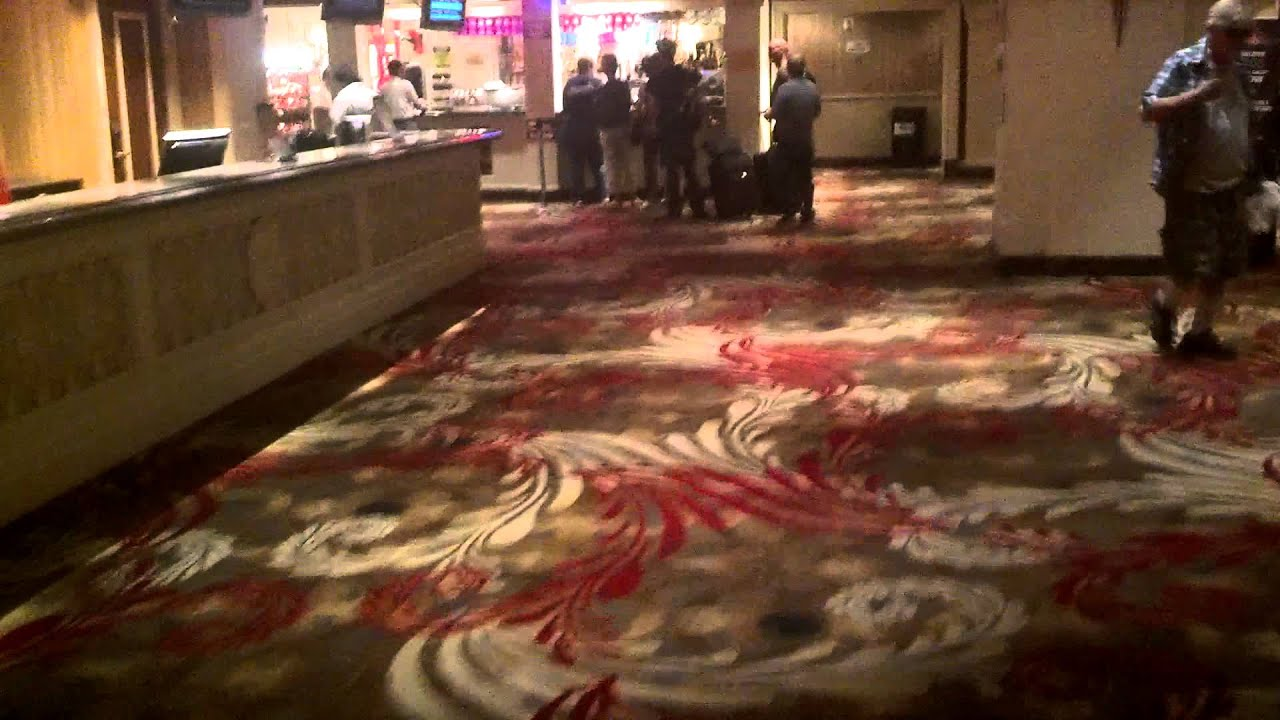 Circus Circus Hotel Lobby Youtube