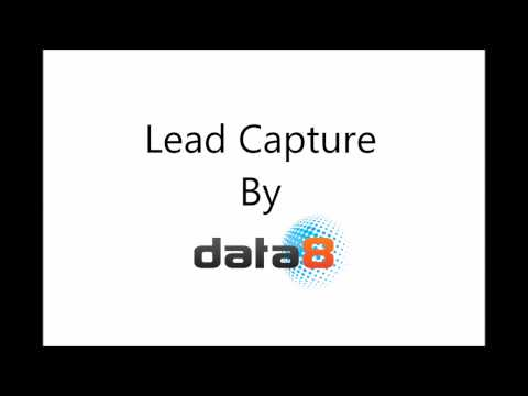 B2B Lead Capture by Data8