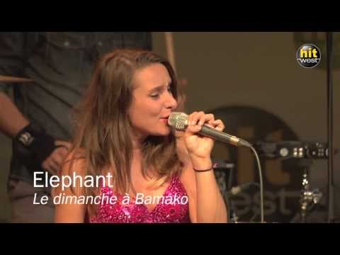 ELEPHANT - Un dimanche à Bamako (Backstage Live - Hit West 2013)