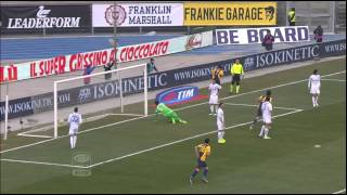 Video Gol Pertandingan Hellas Verona vs Atalanta