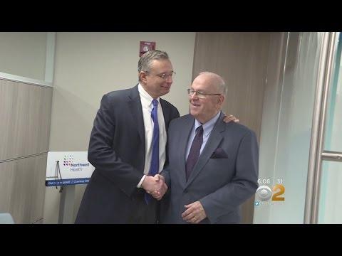 Man's Life Saved Twice By The Same Surgeon
