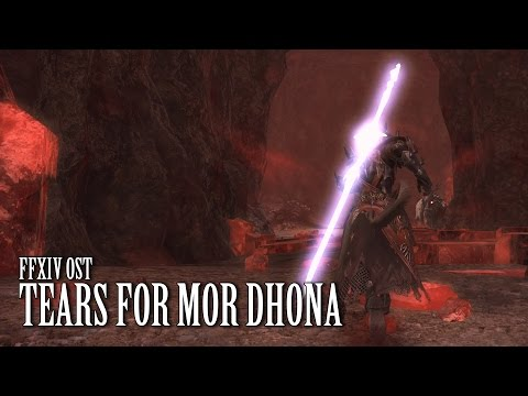 FFXIV OST Tears for Mor Dhona ( Palace of the Dead )