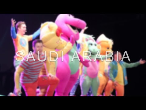Travel Feature: Saudi Arabia