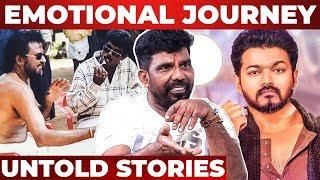 Fight With Rajini, Vijay's Surprise, Rajini's Shirtless Scene Making - Stunt Kanal Kannan Interview