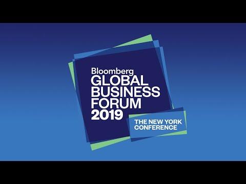 2019 Bloomberg Global Business Forum