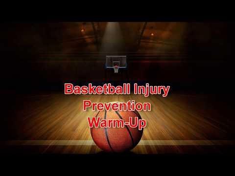 Basketball ACL Injury Prevention Warm Up