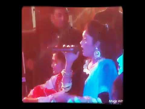 Manjeet Nikki(M.N)live per4mance...aaj ralke