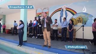 Campaña de Ahorro de Agua por temporada de carnaval en los establecimientos de la ciudad