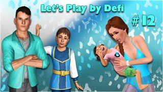 Let's Play - The Sims 3 Mix dodatků (část 12.) - Chico má čich na diamanty thumbnail