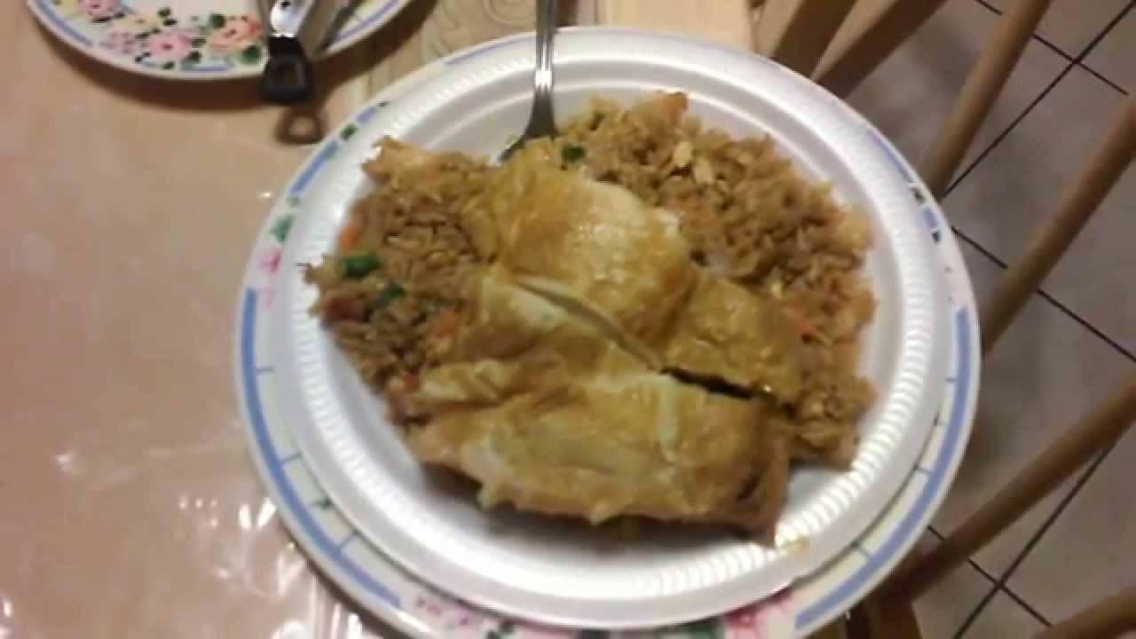 Guyanese Chinese Food
