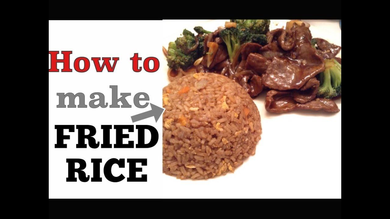 How To Make Fried Rice Vlogmas 2014 Youtube