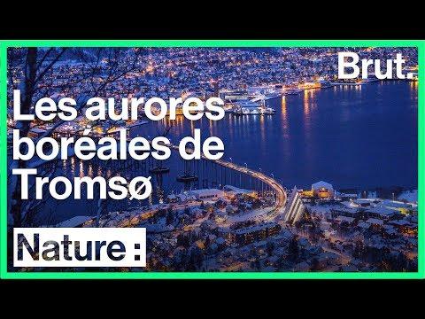Tromsø, capitale des aurores boréales