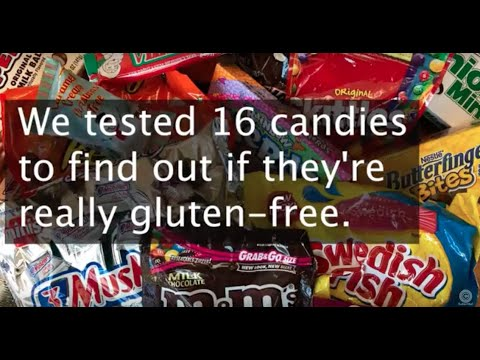 Is this candy gluten-free?
