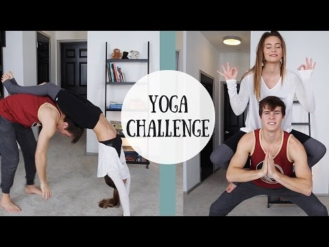 Yoga Challenge with Marcus | Kristin Lauria