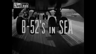liveleak arclight b 52 superfortress bombing runs over vietnam 1968