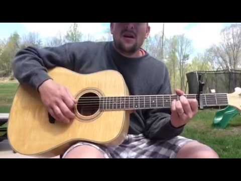 Jamey Johnson- high cost of living (cover)
