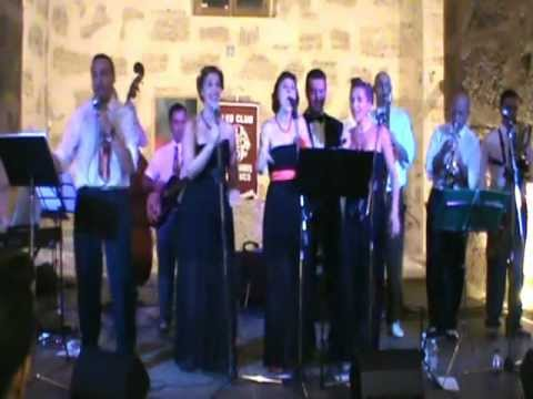 "Swing Ensemble & Jumpin'up - ""Baciami piccina & Un bacio a mezzanotte"" LIVE"