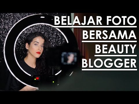 PHOTOGRAPHY WORKSHOP Bersama BEAUTY BLOGGER CANTIK | Daily Vlog