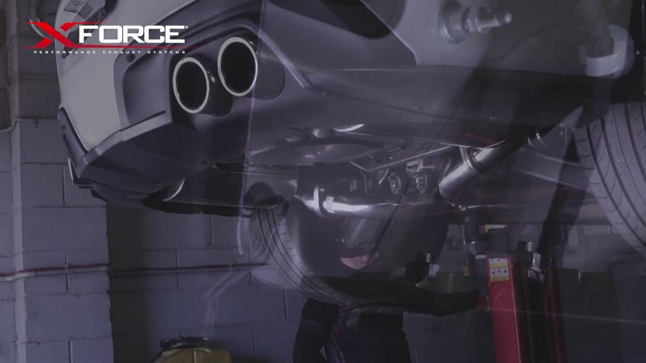 XFORCE Varex SmartBox Installation Guide (Holden Commdore VE/VF)