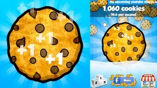 COOKIE CLICKER - Gameplay Part 1 (iPhone Gameplay)