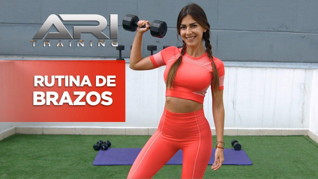Rutina de Brazos - Ari Training