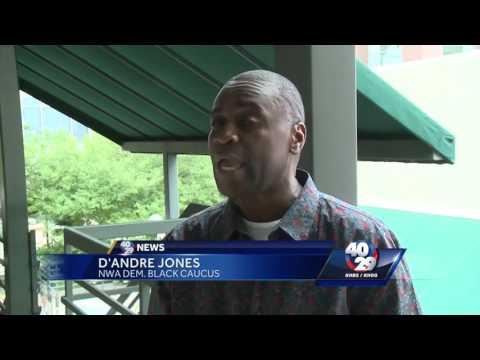 Fayetteville police, African American community leaders, meet