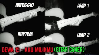 Aku milikmu - Dewa19 (Gitar Cover)