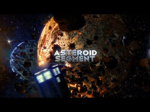 Asteroid VFX Segment - Available now from the NeonVisual store