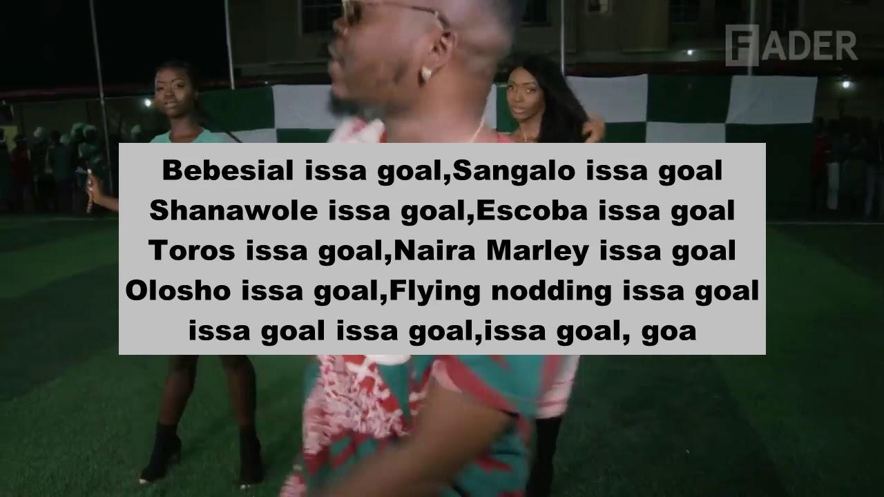 Download Naira Marley x Olamide x Lil Kesh   Issa Goal Lyrics Video