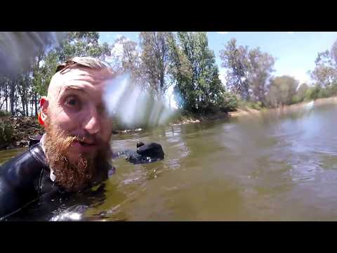 Under Water Prospecting - Other peoples stuff!