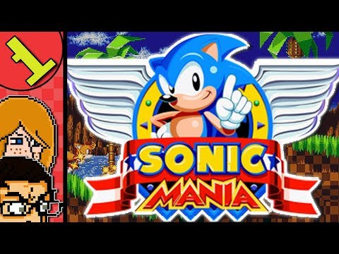 Lets Play Sonic Mania Part 1 | Blind Nintendo Switch Gameplay Playthrough | Green Hill Zone